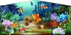 Gold Fish Gallery Pan