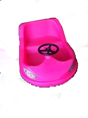 Self Propelled Car Pink