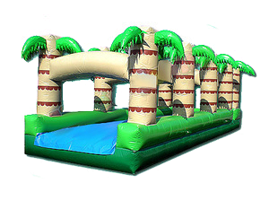 Tropical Body Slide