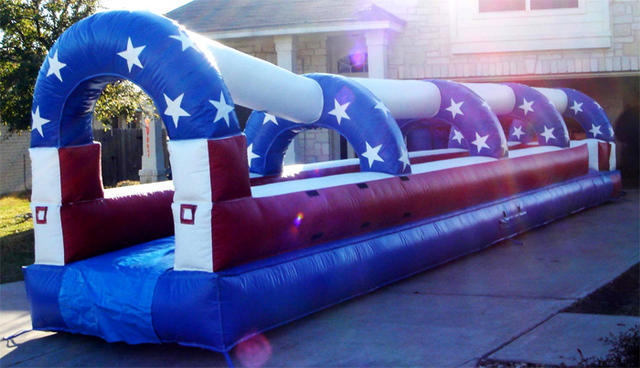 Patriotic Body Slide