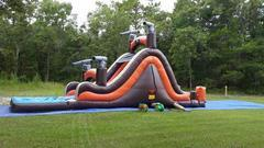 16ft Pirate Water Slide