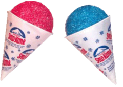 Snow Cone Cups
