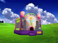 Tinkerbell Bouncer