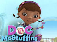 Girls Doc McStuffins Castle
