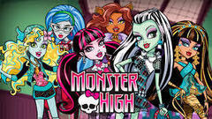 Girls Monster High 5N1 Combo  Dry