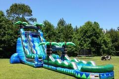 Water Slides & Wet Combos