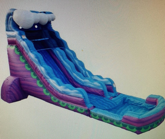 20' Mermaid Slide