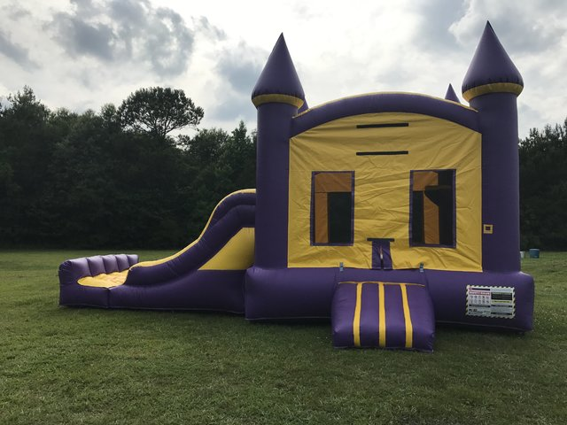 Geaux Double Mini Castle Combo Dry