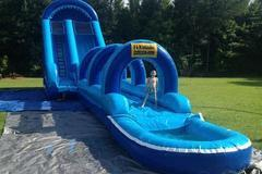 20' Rip Tide with Slip and Slide