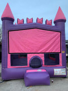 Purple and Pink Castle