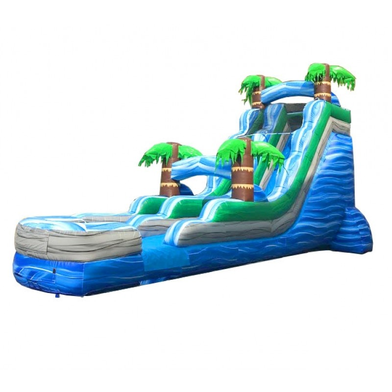 Inflatable Water Slide Safety Rules: Copyright 2012, Fun 4 All Inflatables Inc. DBA Bay Bounce