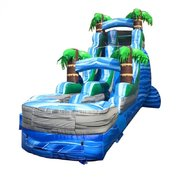 Tropical 18' Slide