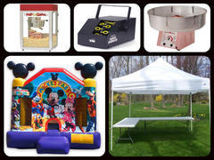 Mickey Park Party Package