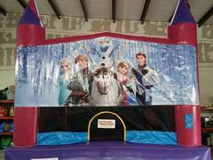 Frozen banner unit 15x15