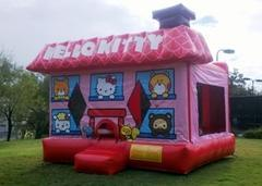 Hello Kitty Bounce House 15X15