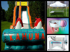 Big Kahuna Party Package