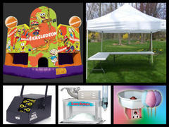 Nicktoons party package