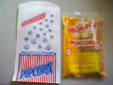 Popcorn 50 additional servings