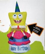 Sponge Bob Birthday Blow up