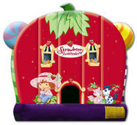 Strawberry Shortcake Bounce House 15X15