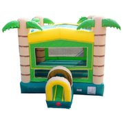 Tropical Bounce House 15x15