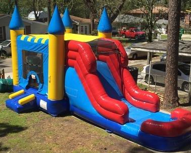 Party Package- Castle Combo Package