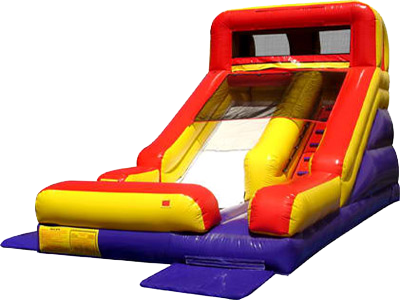 14' Summer Splash Water Slide