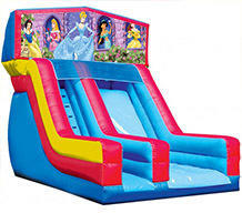 Disney Princess 18' Modular Dry Slide