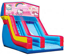 Hello Kitty 18' Modular Dry Slide