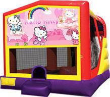 Hello Kitty Combo Waterslide