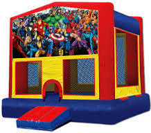 Marvels Modular Bounce House