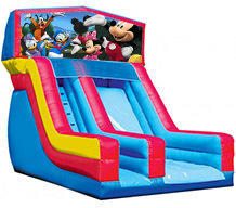 Mickey Mouse 18' Modular Dry Slide