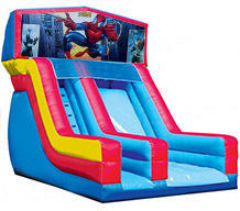 Spiderman 18' Modular Dry Slide