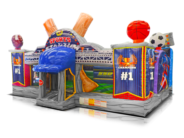 Sports Stadium Playcenter