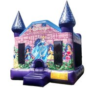 Disney Princess Bounce Castle
