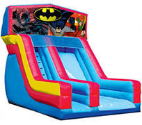 Batman 18' Modular Dry Slide