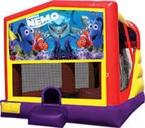 Finding Nemo Combo Waterslide