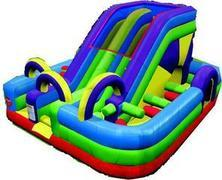 Millenium Slide and Obstacle Course