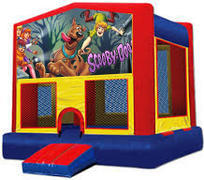 Scooby Doo Modular Bounce House