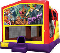 Scooby Doo Combo Waterslide