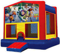 Toy Story 3 Modular Bounce House