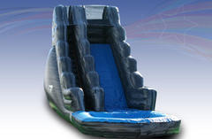 18' Screamer Water Slide with Pool