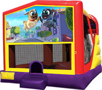Puppy Dog Pals Combo Waterslide