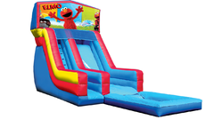 18' Elmo Modular Water Slide with Pool