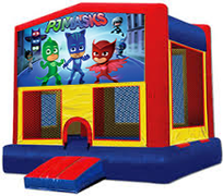 PJ Masks Modular Bounce House
