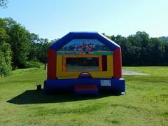 Mickey Mouse Club House Bounce House