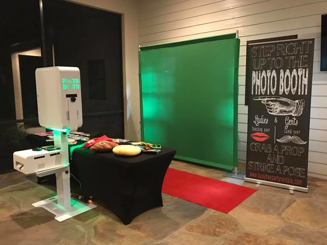 Photo Booth (4hr Service)