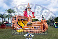 Pirate Ship Dry Slide