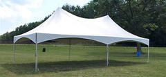 20ft x 40ft High Peak Tent