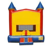 Primary Castle Bounce House Pkg 1